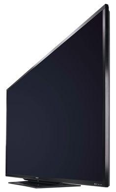 The world's largest LED TV -- Sharp 90-inch AQUOS LED TV