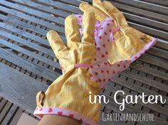 Garden goves #sewing #pattern #fürMICHgenäht