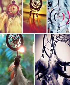 Magical !! I LOVE Dreamcatchers <3