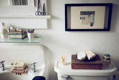 julie pointer's home, via design sponge