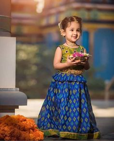 Visit the post for more. Kids Party Wear Dresses, Kids Dress Wear, Kids Gown, Dresses Kids Girl, Kids Outfits, Baby Dresses, Kids Indian Wear, Kids Ethnic Wear, Indian Baby Girl