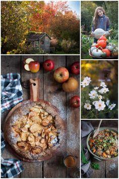 Permaculture, Celerie Rave, Vegan, Desserts, Collages, Gardens, Recipes, Autumn Garden, Backyard Farming