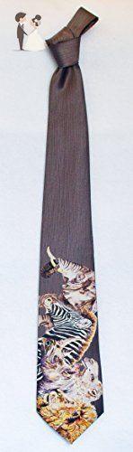 Heads Talk - Watercolor Necktie - Groom ties (*Amazon Partner-Link)