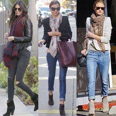 Kendall , Miranda , Rosie ? @voguebox