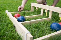 The Rolling 3 Yard game is a new and exciting lawn toss game taking over backyards near you! The Combination of Bocce and Cornhole makes a fun outdoor game! Outdoor Yard Games, Outdoor Games For Kids, Backyard Games, Outdoor Parties, Outdoor Fun, Outdoor Activities, Yard Dice, Inside Games, Play Yard