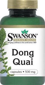 Swanson. Dong Quai - angelika čínska