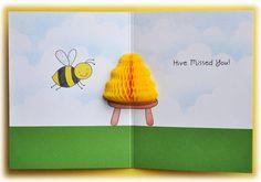 11087MC Bumblebee HoneyPOP Clear Set