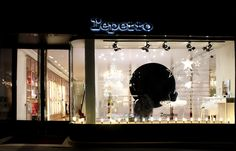 Repetto's window display - Daily Life of A Dancer