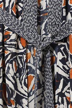 Daria Kimono Coat - Blue - Jackets & coats - Weekday AT Kimono Coat, Colours, Jackets, Blue, Women, Fashion, Down Jackets, Moda, Fashion Styles