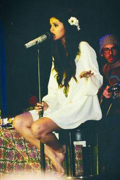 Selena Gomez in some pretty bohemian apparel