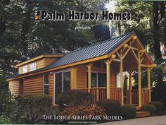 The Lodge Series Park Models   Heritage Homes of Sequim