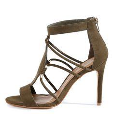 Sandales talons aiguilles - Collection Chaussures - Pimkie France