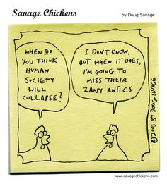 savage chicken cartoons | ... Cartoons | Savage Chickens - Cartoons on Sticky Notes by Doug Savage