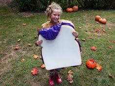 20 Handmade Creative Halloween Costumes