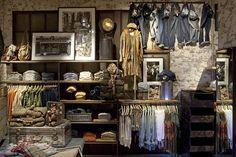 ralph lauren denim and supply store interior - Google Search