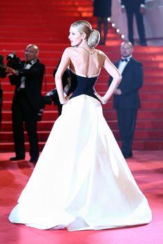Blake Lively de Gucci Premiére (Back) - Festival de Cannes 2014