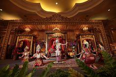 Pernikahan Adat Palembang ala Bella dan Sandi di Ritz Carlton Mega Kuningan -