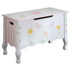 Fantasy Fields Princess & Frog Toy Chest & Reviews | Wayfair