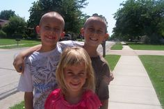 Logan, Zac, Nikki