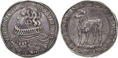 NumisBids: Numismatica Varesi s.a.s. Auction 65, Lot 412 : MANTOVA - VINCENZO II GONZAGA (1626-1627) Ducatone 1627. D/ Busto...