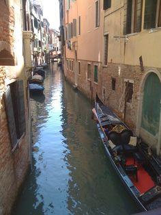 Venetian Canals