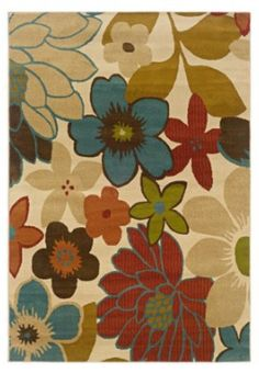 Gorgeous Emerson Flower Power Rug (starting at $166.99)
