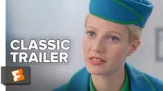 View From the Top Official Trailer - Gwyneth Paltrow, Mark Ruffal. Classic Trailers, Movie Trailers, Top Movies, Movies To Watch, Mark Ruffalo Movies, Movie Theater, Movie Tv, English Movies, Chick Flicks