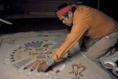 Indian sand painting 4k pictures 4k pictures full hq wallpaper native american sand paintings page information on sandpainting chief dodge indian jewelry three vintage native american navajo indian sand paintings freerunsca Images