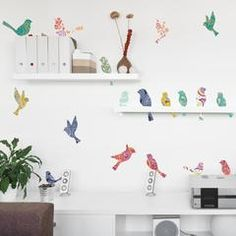 This Contemporary Floral Wall Sticker Is Perfect For Adding A - Wall stickers decalswall decal wikipedia