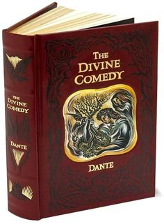 The Divine Comedy by Dante Alighieri | First Edition | 04/14/2008 | ISBN 9781435103849 #BarnesandNobleCollectibleEditions