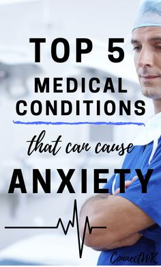 Before concluding that your anxiety is caused by environmental factors, it's important to rule out these 5 medical conditions that could be causing your anxiety. These 5 medical conditions could actually be the underlying cause of some of your common mental health conditions, and are worth looking in to. #medicalconditions #anxiety #anxietycauses #mentalhealth Mental Health Conditions, Mental Health Issues, Medical Conditions, Anxiety Causes, Stress And Anxiety, Natural Anxiety Relief, Ways To Manage Stress, Healthy Lifestyle, Lifestyle Group