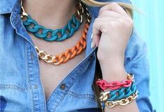 Tutorial Gekleurd Jasseron - Beads & Basics