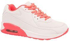Trendige Unisex Sneaker   Damen Herren Kinder Sport Laufschuhe   Turnschuhe Rot 44: Amazon.de: Schuhe & Handtaschen