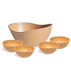 Found it at Wayfair - 5 Piece Serving Bowl Set