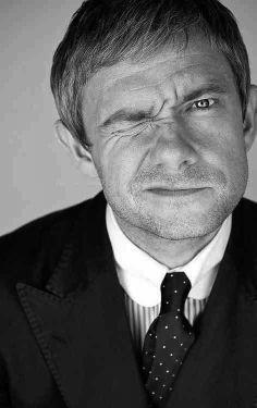 Martin Freeman | Portrait | Celebrity | Hobbit