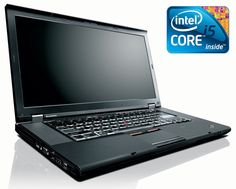 """Lenovo ThinkPad T510   Core i5   4GB Ram   320GBHDD   15.6""""  Only: £199.99   http://thequickclick.co.uk/collections/cheap-refurbished-laptops"""