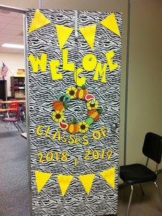 74 Best Back To School Door Decorations Images Preschool