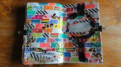 -----------------* Kool Made*----------------: Mijn Round Robin boekje is weer thuis!