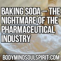 Baking Soda-sending oxygen molecules through cancer cells destroys them – The Nightmare of the Pharmaceutical Industry