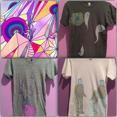 Portugal. The Man American Apparel Shirt Bundle 3 unisex Portugal. The Man Band T-shirts. All three in great condition and rarely worn. Made by American Apparel. Size XS. American Apparel Tops Tees - Short Sleeve