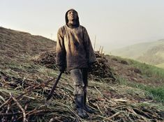 """Zwelethu Mthethwa, Untitled from the """"Sugar Cane"""" series, 2003"""