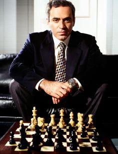 13th - Gary Kasparov