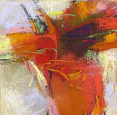 5 contemporary abstract artists working in pastel that you should know - Artists Inspire Artists