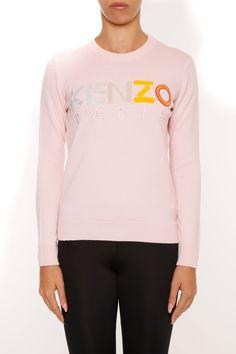 KENZO LOGO PULLOVER. #kenzo #cloth #
