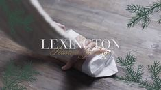 Lexington Advent Calendar 2017: Day 4. Our cheerful holiday kitchen towel combines great functionality with fantastic design, made in a waffle structure with a jacquard woven Lexington border—an ideal complement for the discerning holiday kitchen! Discover a new gift tip every day at www.lexingtoncompany.com.