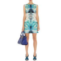 Karen Millen Mirror Print Dress K416E  http://www.ekarenmillen.com/karen-millen-mirror-print-dress-k416e-p-9154.html
