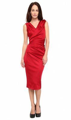 Rochite de culoare rosie pentru petrecerea de Craciun sau Revelion 2014