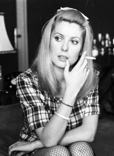 catherine deneuve | Catherine Deneuve | Things of the past