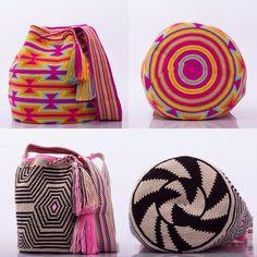 Special collection of highest quality wayuu bags กระเป๋าwayuu รุ่นพิเศษมากๆค่ะ…