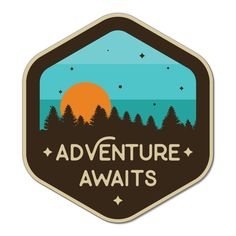 Scenic Sticker Pack is part of Outdoor stickers Travel stickers Nature stickers Aesthetic stickers Hydroflask stickers Stickers This sticker pack is made for those of you that take the scenic p - Clear Stickers, Printable Stickers, Cool Stickers, Bike Stickers, Motorcycle Stickers, Outdoor Stickers, Tumblr Stickers, Badge Logo, Friedrich Nietzsche
